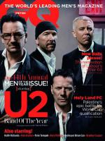 U2 на обложке GQ