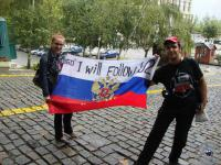russian fans forever