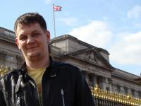England. Buckinghem Palace. :-)