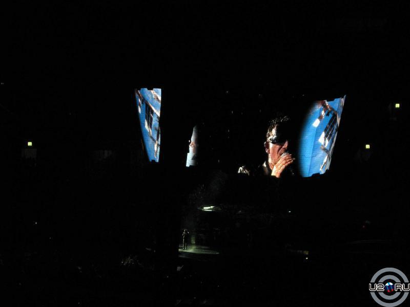 U2 в Москве, и всетаки я там был......
