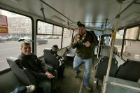 Штурмуем троллейбус