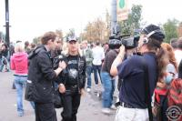 MTV записывает интервью
