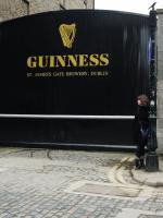 Экскурсия на пивоварню Guinness