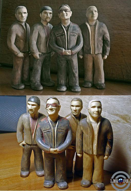 Липовые U2