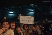 На концерте группы Ленинград :)